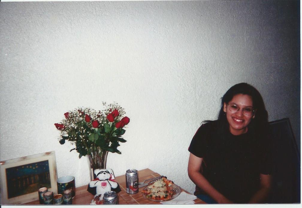 Liz 2.1 Valentine's Day 2000