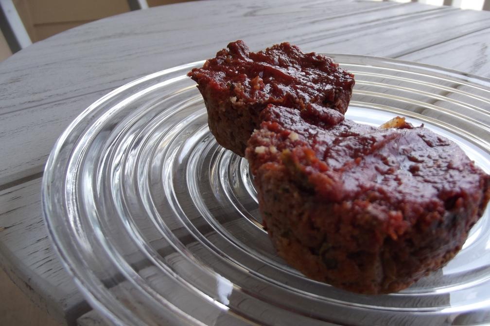 Mini Meatless Loaves