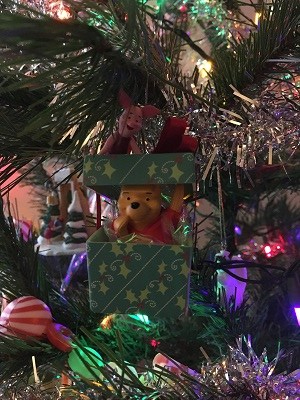 Pooh in Gift 2017